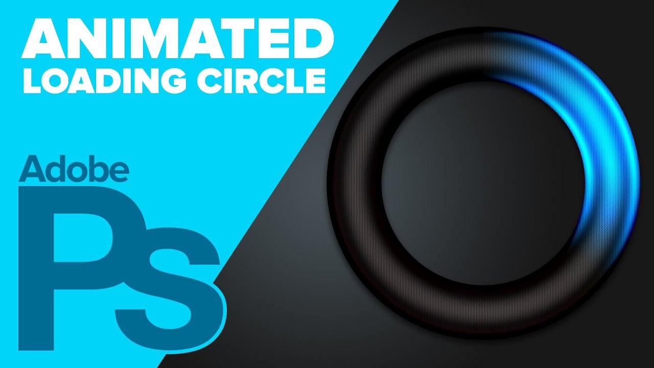 Circles Animation Photoshop Action - elements.envato.com