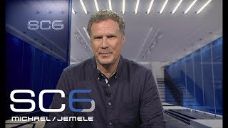 Will Ferrell Talks Anchorman, The House, USC and LaVar Ball | SC6 | June 26, 2017