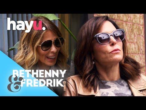 Bethenny & Carole Talk Sex   Bethenny & Fredrik