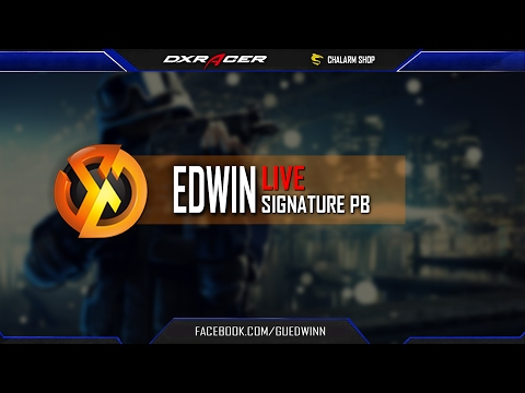 [ LIVE PB ] STREAM SIGNATURE TV DAY 5 #Edwin