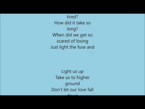Light Us Up Lyrics  Matrix & Futurebound