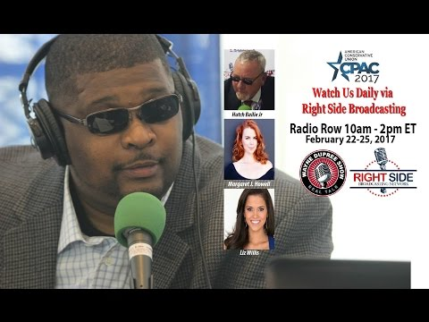 LIVE: RSBN/WAARadio Interviews from CPAC 2/23/17