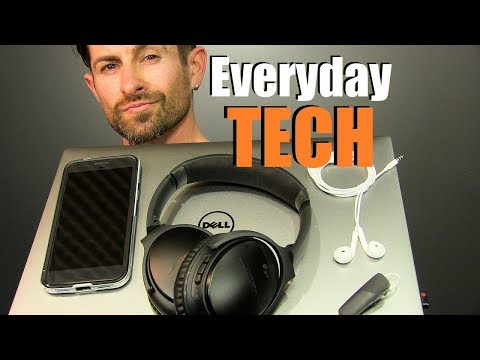 Alpha M.'s Everyday Tech | Technology I LOVE & Use Every Day