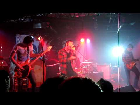 The Sleeping - Don't Hold Back (Live @ Northern Lights in Clifton Park, NY - 1/14/2011)