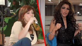 Itatí Cantoral es alcohólica Enterate Si es verdad o son Chismes.