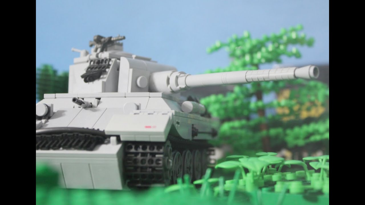 1944 lego world war two tank battle panther vs sherman tanks 1944 lego world war two tank battle panther vs sherman tanks youtube sciox Image collections