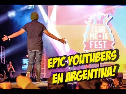 Mox en el Club Media Fest!