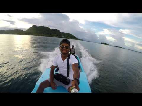 Marovo lagoon (Solomon islands)