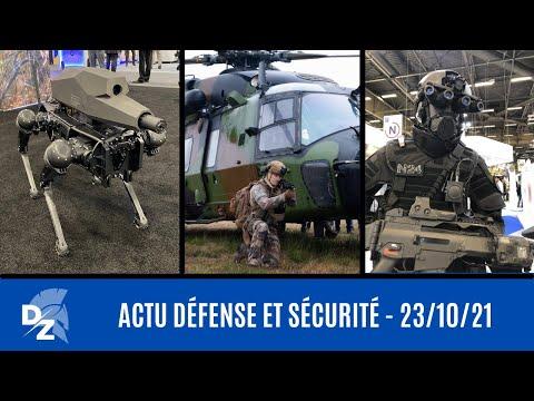 Brèves Défense Zone 23 octobre 2021