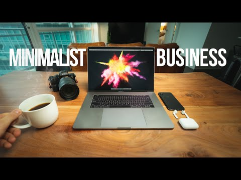 A Minimalist Approach to your Creative Business - How we DOUBLED our revenue!