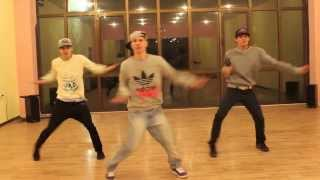 Jay Sean ft. Lil Wayne - Hit The Lights choreography by Vova Boldenkov