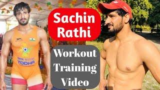 Sachin Rathi Workout ~ Training Video
