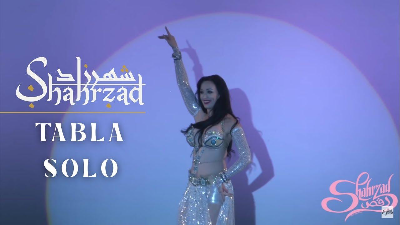 Shahrzad Solo Sokhna tabla solo