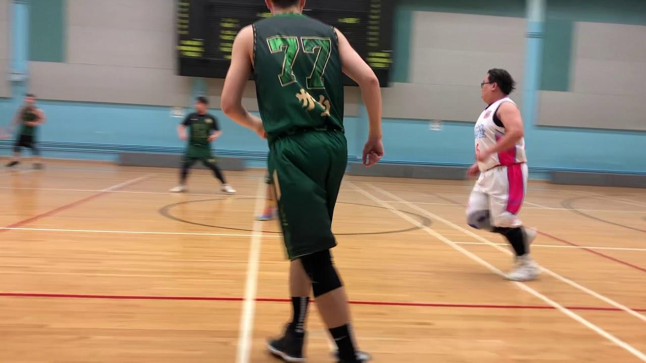 第五屆 Zero Basketball League Division 4 陸俠壹 VS 牧羊人 Part 2 20200112 - YouTube
