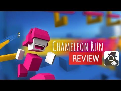CHAMELEON RUN   AppSpy Review