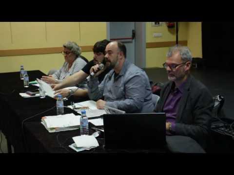 Consell de barri d'Horta 21 de novembre 2016