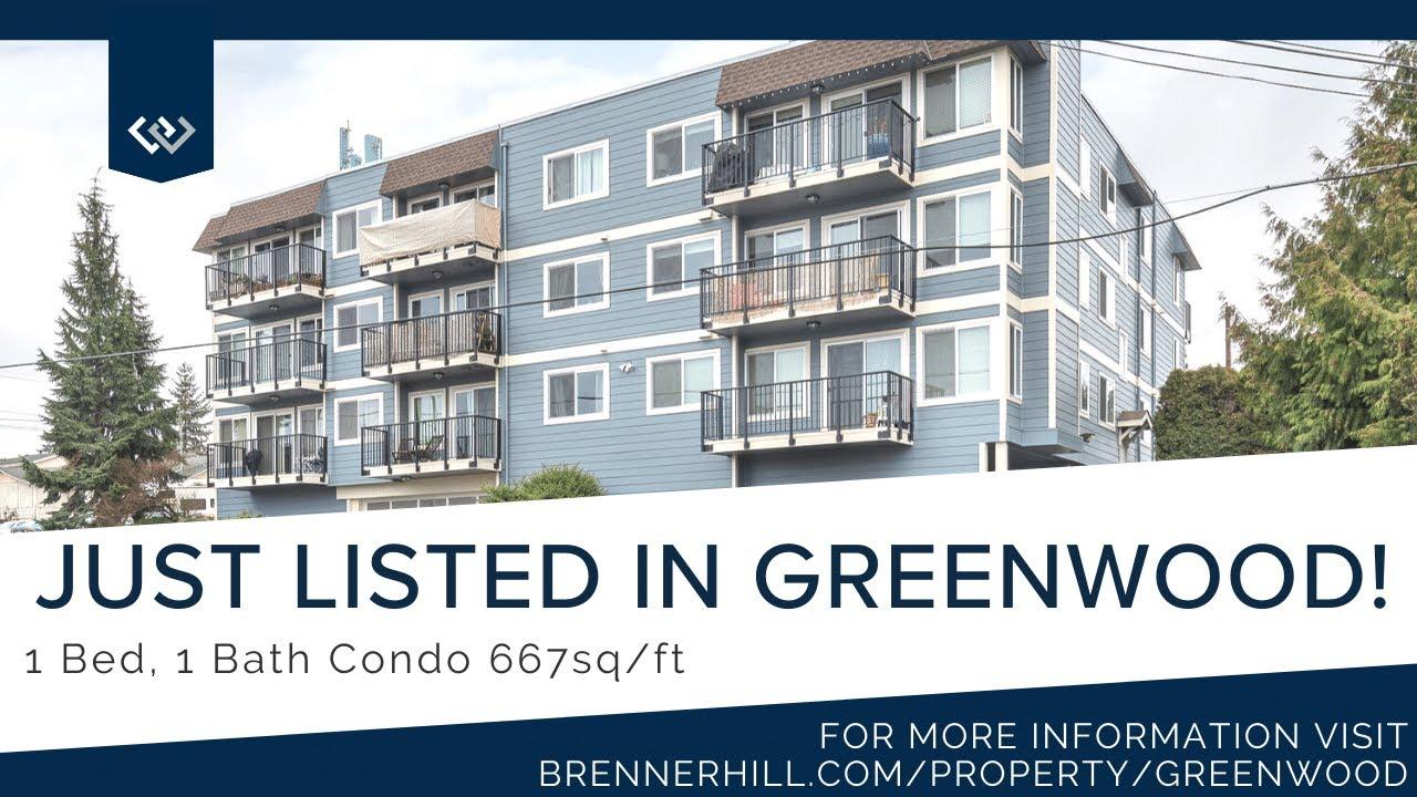 10110 Greenwood Ave N #305, Seattle, WA 98133 MLS# 1551201 BrennerHill