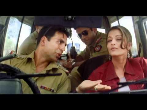 Bollywood Movie - Khakee - Drama Scene - Akshay Kumar - Aishwarya Rai - Shekhar Blows His Own Horn