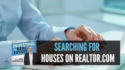 Searching Online For Houses To Fix and Flip Using Realtor.com