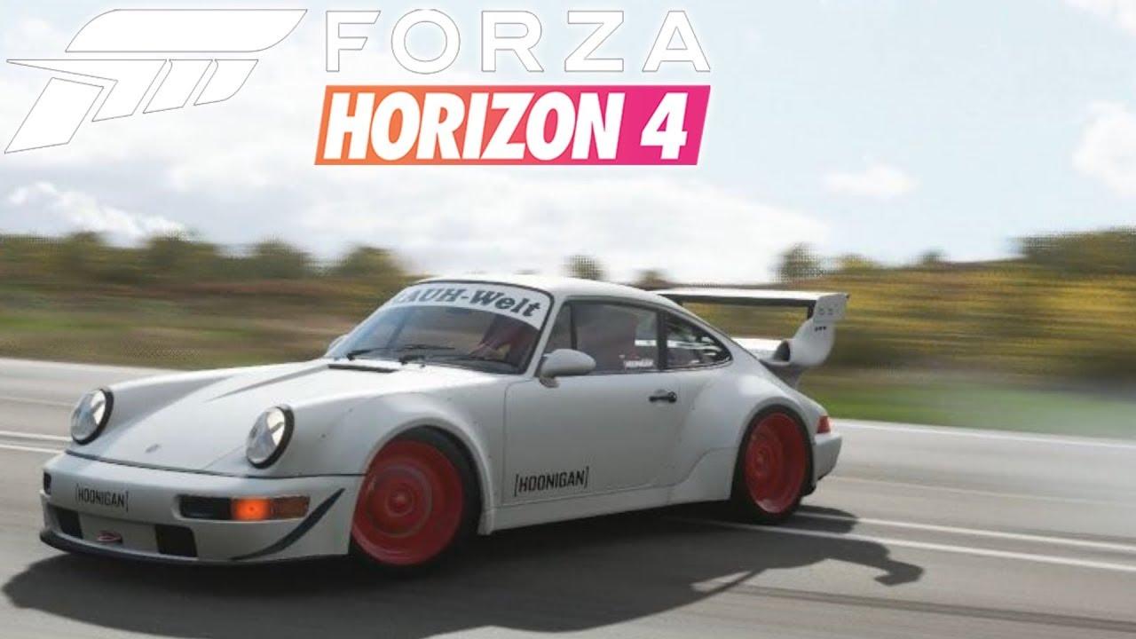 Hoonigan Porsche 911 Forza Horizon 4 79 Youtube