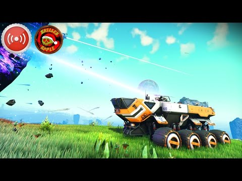 No Man's Sky Pathfinder Update | SURVIVAL MODE Part 2 | Exploring Our Second Planet | PS4 Pro