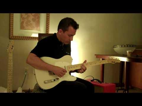 NY Amp Show Hahn 228 Demo - Billy Penn 300guitars