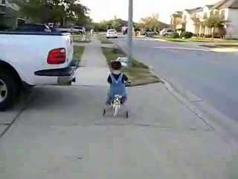 Ethan cycling