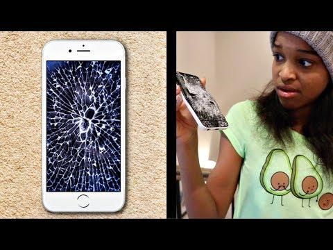MY PHONE IS BROKEN | Onyx Family | Onyx Flix