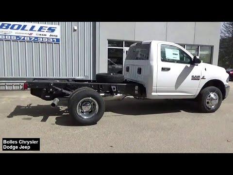 2018 Ram 3500 Stafford Springs Enfield Somers Ct Monson East