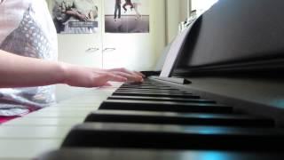 Puhu Äänellä Jonka Kuulen - Happoradio Piano Cover