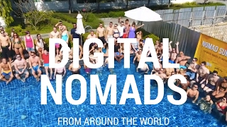 Digital Nomads Around the World: 2017 Nomad Summit