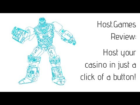 Host.Games Review - Host your casino in just a click of a button!