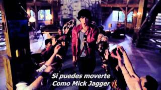Jonas brother   Puedes tocar rock and Roll Camp rock 2   You can rock and roll  Traducida al español