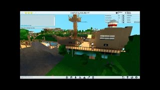 BEST THEME IN ROBLOX // THEME PARK TYCOON 2 // RIVERKOUTA PARK