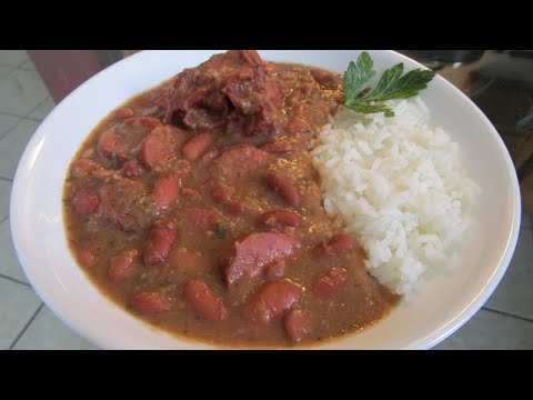 Best place to get red beans and rice in new orleans