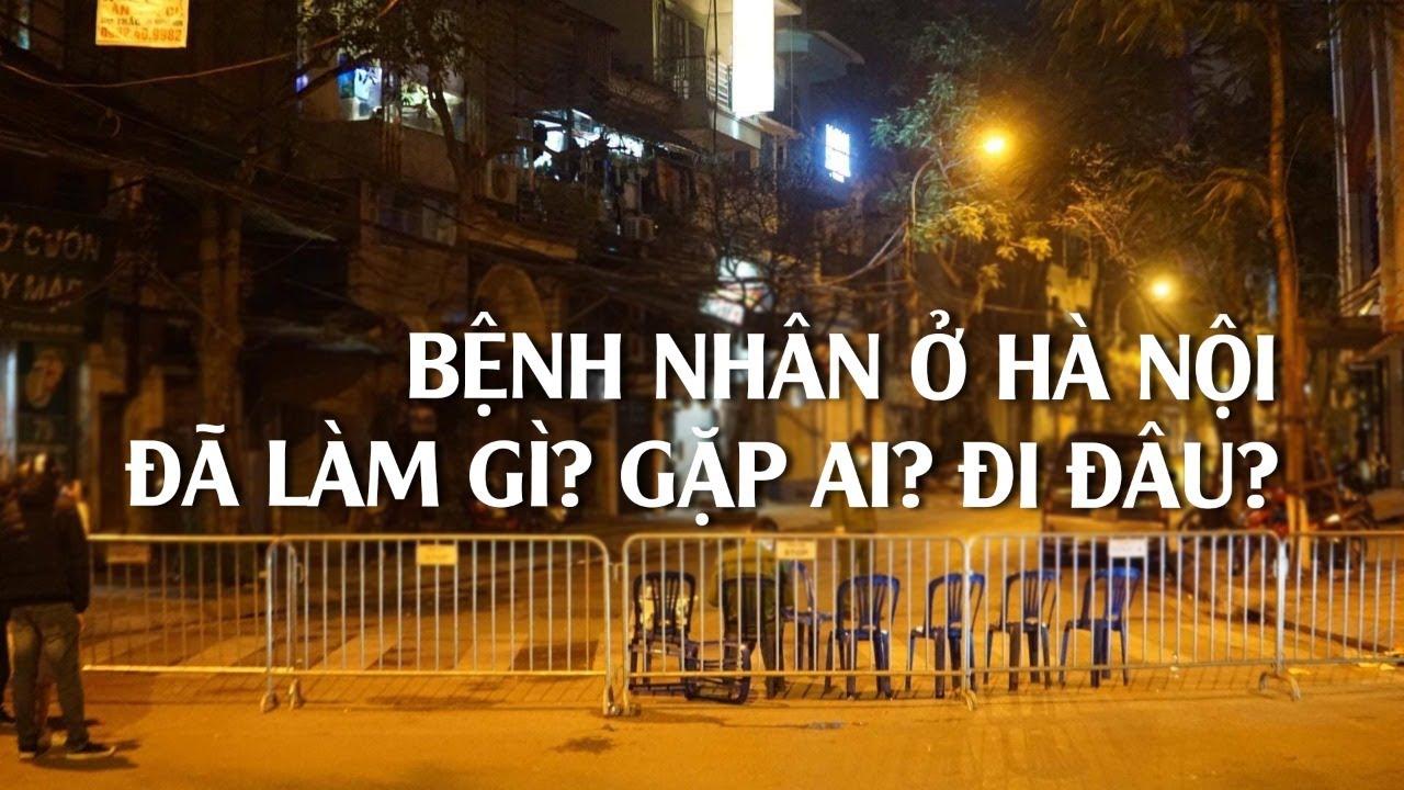 Bệnh nhân ở Hà Nội đã làm gì, gặp ai, đi đâu? | Bản tin cập nhật Covid-19