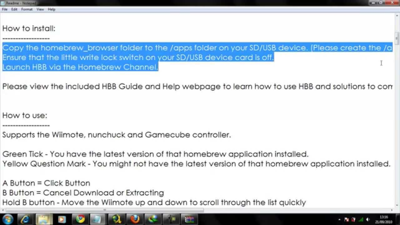 How to download apps on homebrew channel for wii | How to