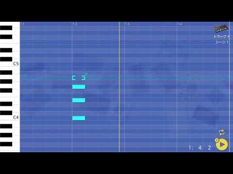 画像2: 04 09 コードを入れてみる バレッドプレス KORG Gadget for Nintendo Switch講座 www.youtube.com
