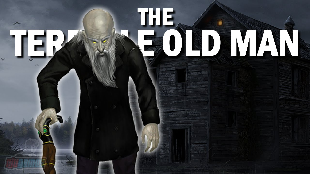 the terrible old man kingsport