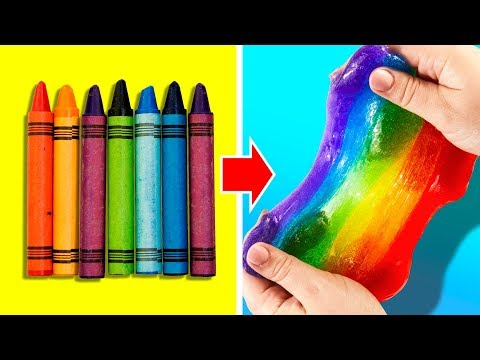 28  COLORFUL CRAYON HACKS YOU NEVER KNEW YOU NEEDED