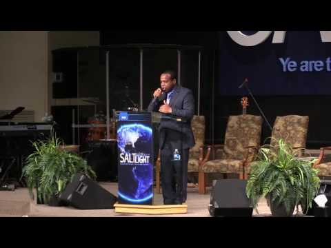 """Our Finest Hour"" Pastor Omar Williams (Pentecost Sunday)"