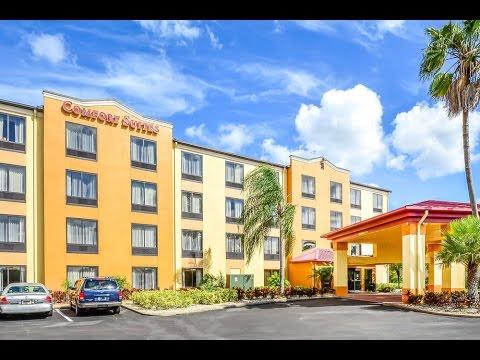 Comfort Suites Tampa/brandon Brandon Hotels, Florida