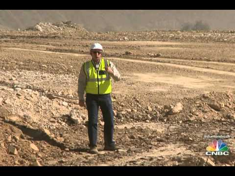 Inside the Richest Diamond Mine on the Planet - YouTube