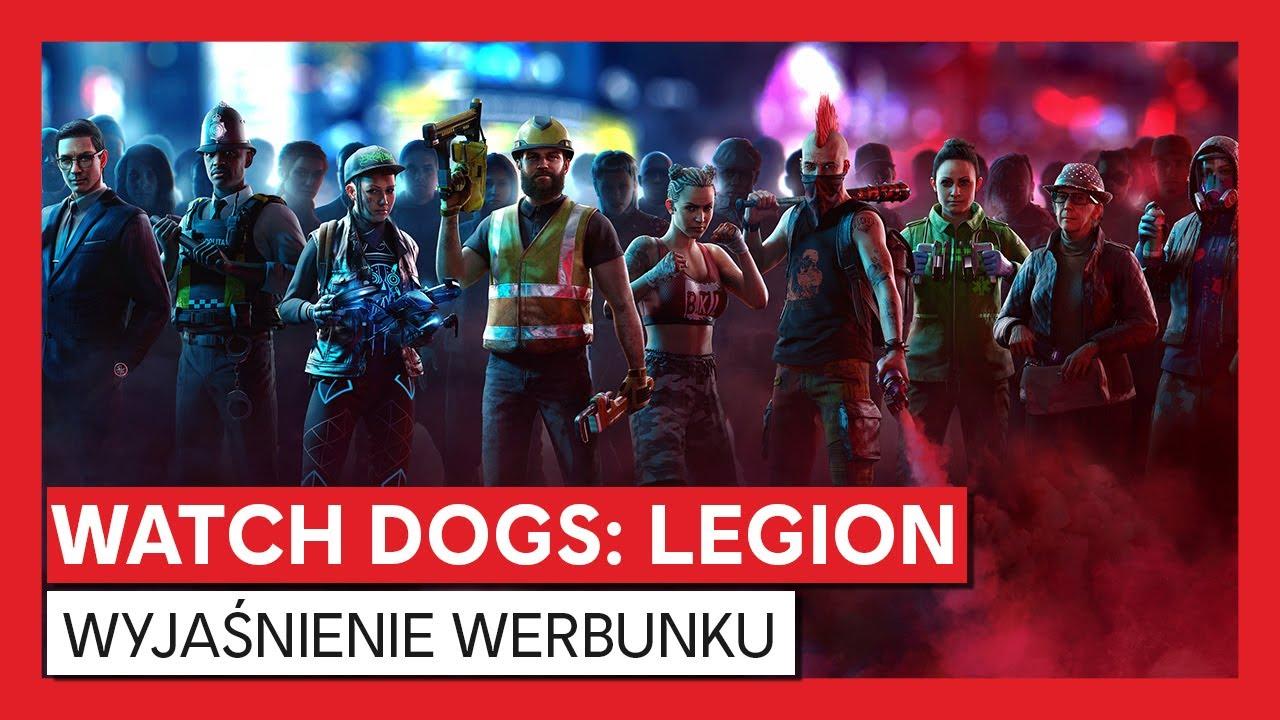 Watch Dogs: Legion - Wyjaśnienie werbunku
