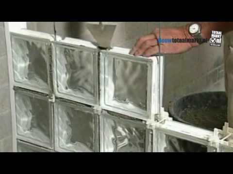 Glazen bouwstenen gamma