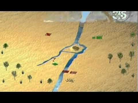 Битва при Кадеше - подробная
