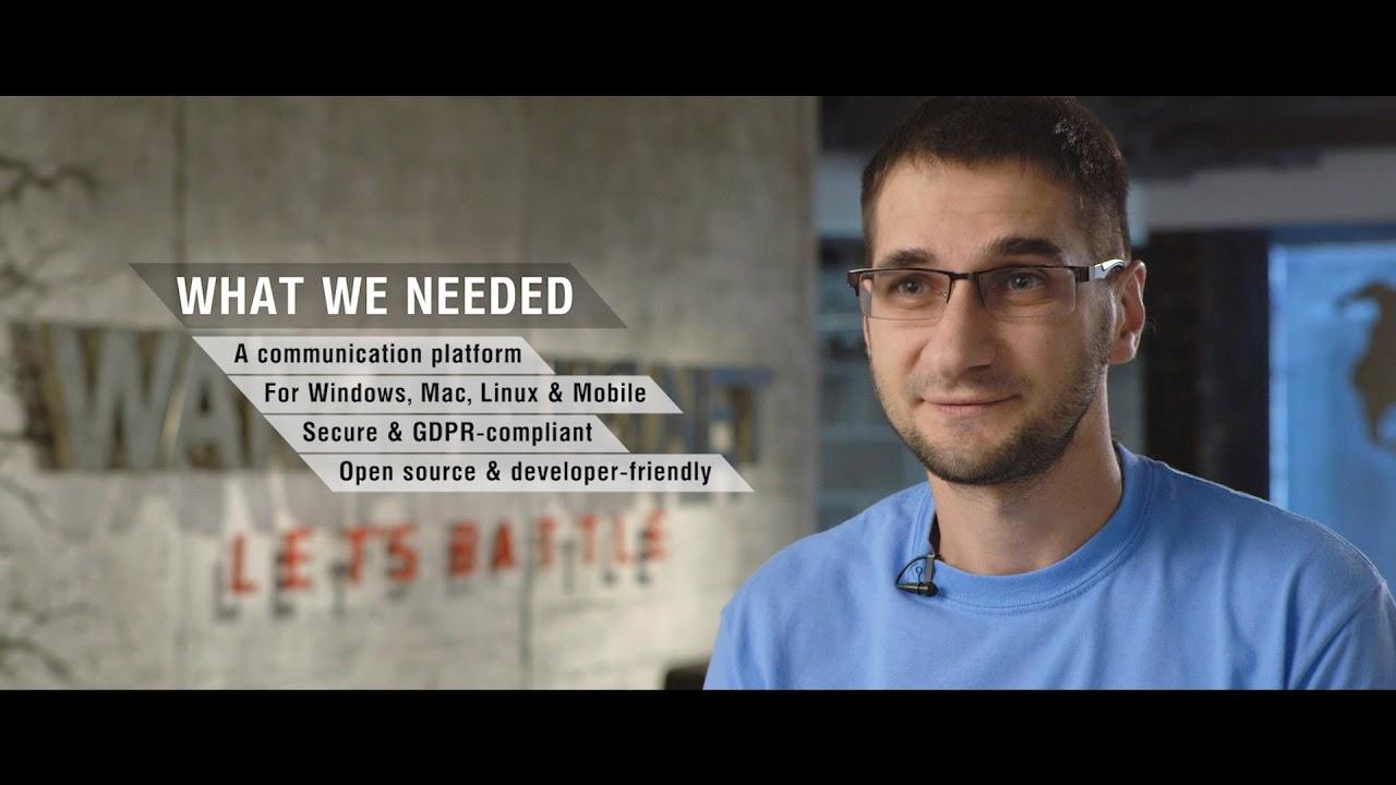 Wargaming chooses Mattermost for secure enterprise-wide developer collaboration