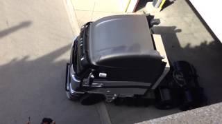 Transformers 4 filming in Chicago: Motormaster Optimus and white camaro