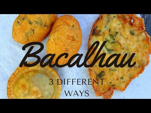 Bacalhau: Eating Portuguese Salted Cod in Lisbon, Portugal