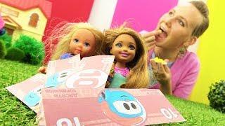 МАГАЗИН Челси! Учимся считать: Игры и видео для девочек